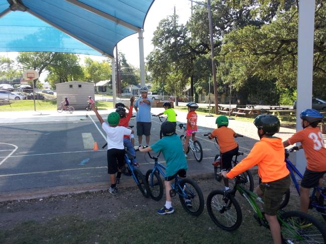 Maplewood ES PE Bike Rodeo