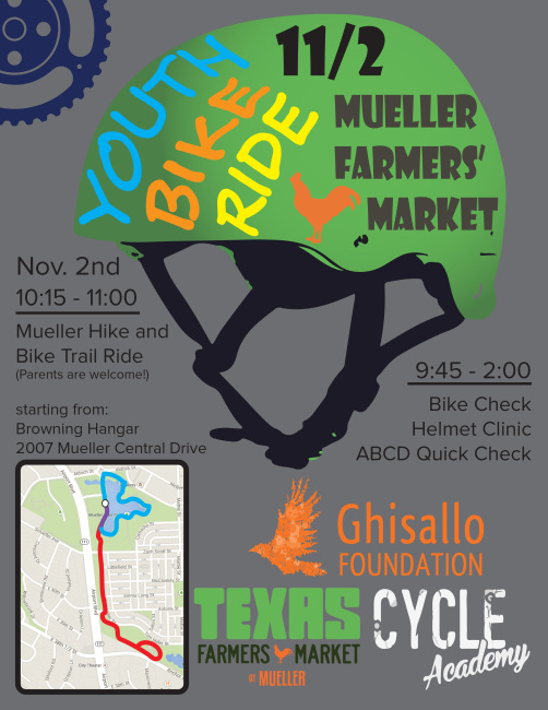 Youth Bike Ride M - Nov 2